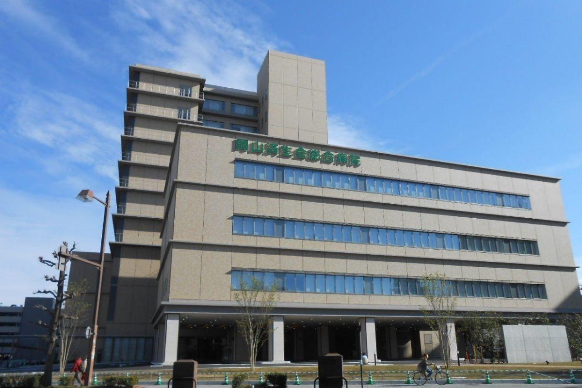 岡山済生会総合病院まで徒歩13分。入院の付添、看護に人気の物件です。近隣にはコインパーキングも多数あります。