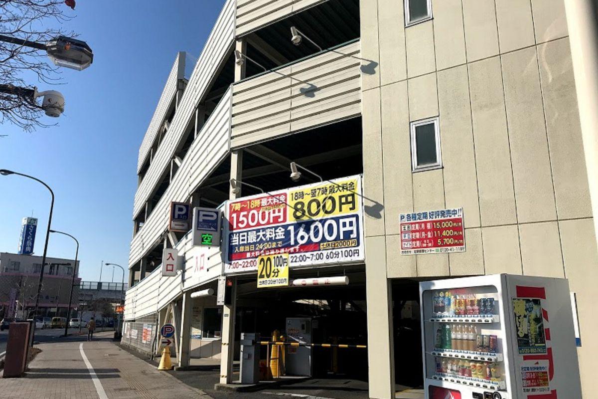ピギーパーキング岡山駅西口まで徒歩2分、140m。近隣コインパーキングは多数あります、車がある方にもおススメ(^_-)-☆