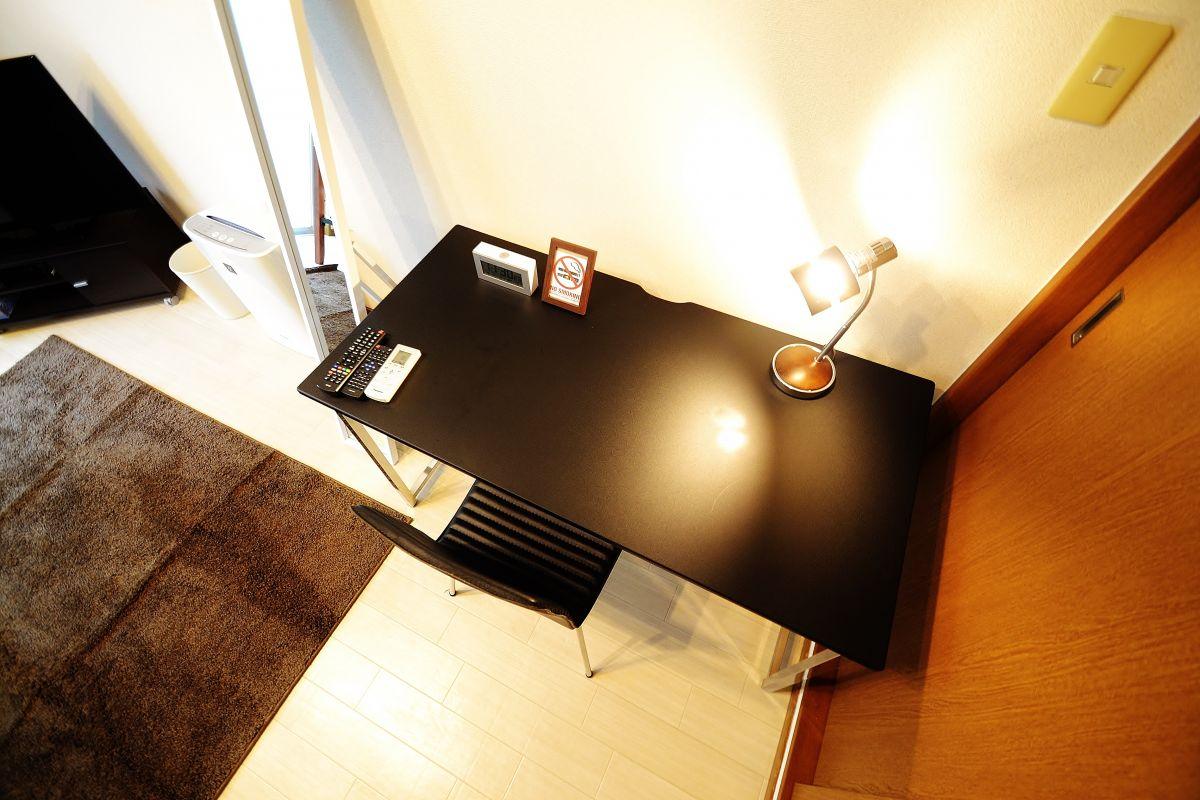 Kウィークリー駅元102号室は、インターネット利用可能、Wi-Fi利用可能の物件♪岡山駅前のビジネスで利用されるお客様に人気の物件となっております。