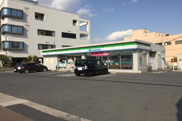 ファミリーマート 岡山岡南町店まで徒歩4分、290m。