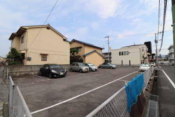 敷地外駐車場1