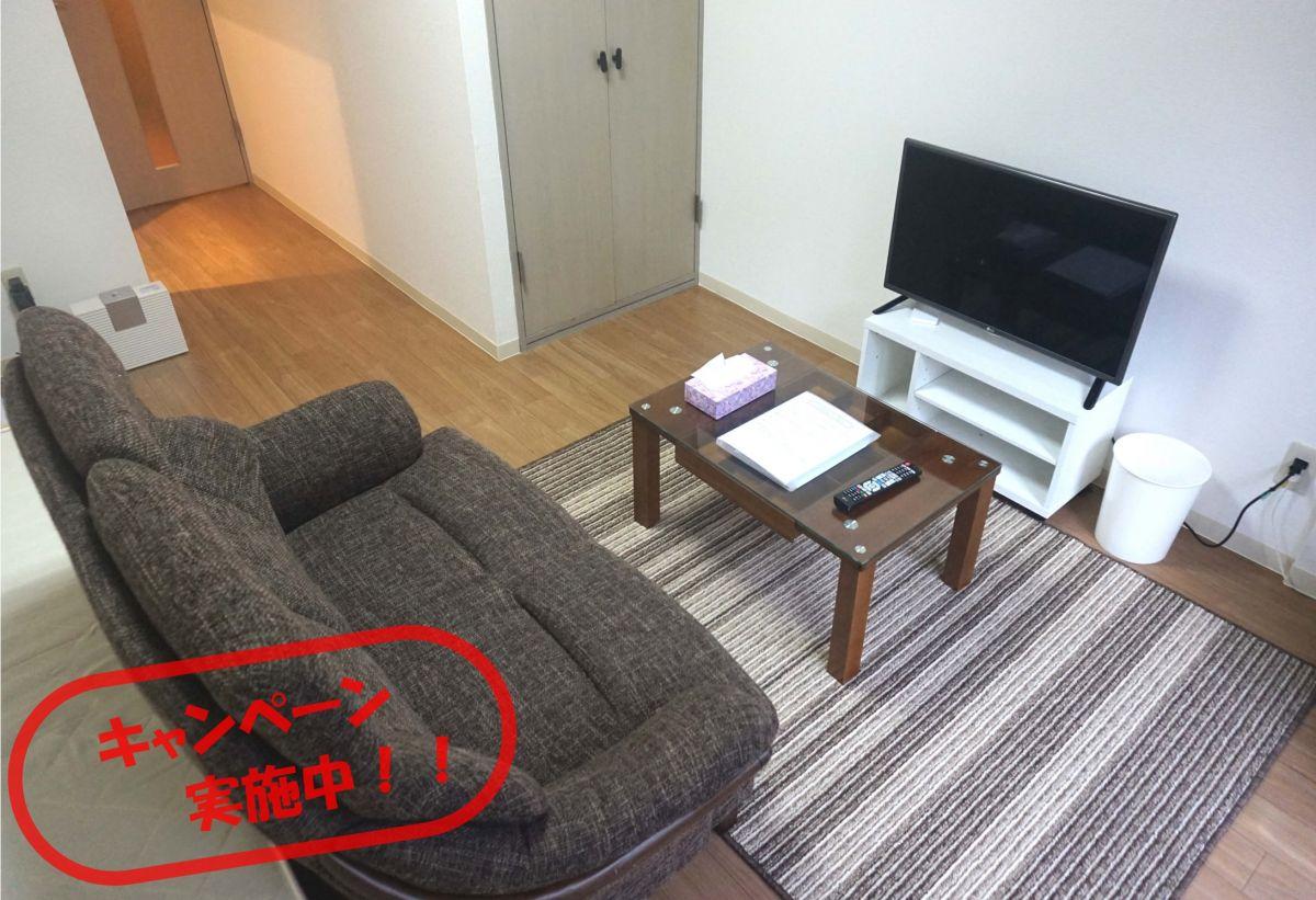 札幌駅(函館本線)のウィークリーマンション・マンスリーマンション「ノールテラスTR 1K」メイン画像