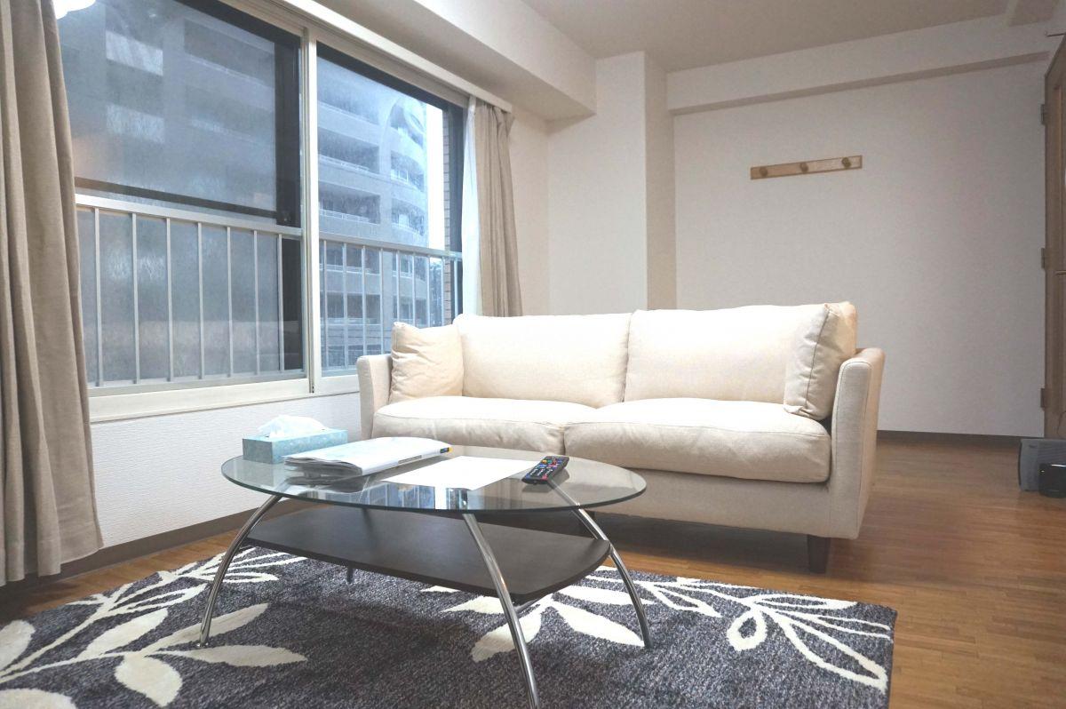 日本全国のウィークリーマンション・マンスリーマンション「ノールテラス南2条 1LDK」メイン画像