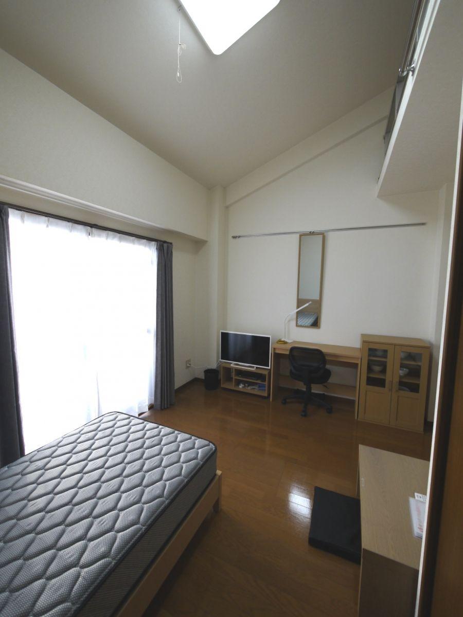 宮城県仙台市宮城野区のウィークリーマンション・マンスリーマンション「CCD萩野町 ☆1K」メイン画像