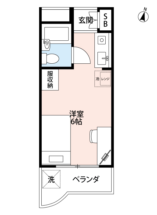 スタイルマンスリー笹塚2<