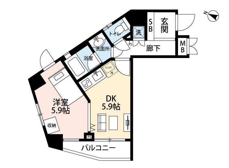 スタイルマンスリー西新宿16<